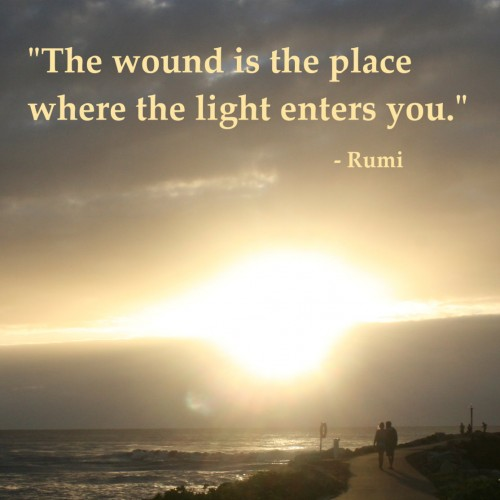The wound_Rumi