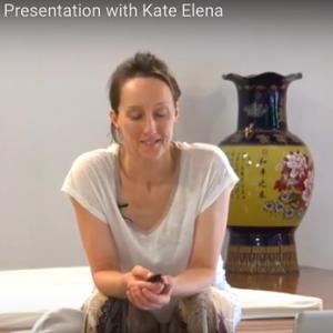 Tantric Journey therapist Kate Elena